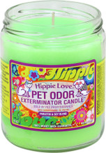 Hippie Love  A sweet and entrancing fragrance combination of tropical fruits and just a hint of spice.
