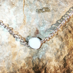 breast milk link necklace.
