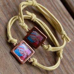 photo bracelet.
