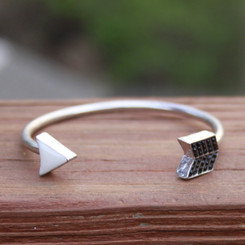 arrow breast milk bracelet