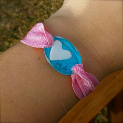 breast milk stretchy bracelet