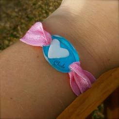breast milk stretchy bracelet