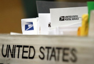 prepaid postage kit USA.