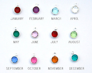 birthstone drop