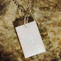 hypno breast milk pendant