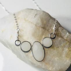 festoon link necklace