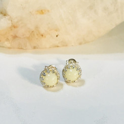 gallery stud earrings