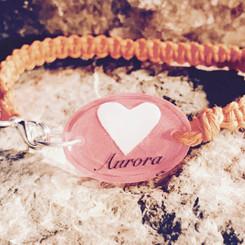 hemp braided bracelet
