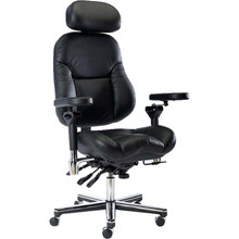 Bodybilt J3507 High Back Executive Chair with Headrest