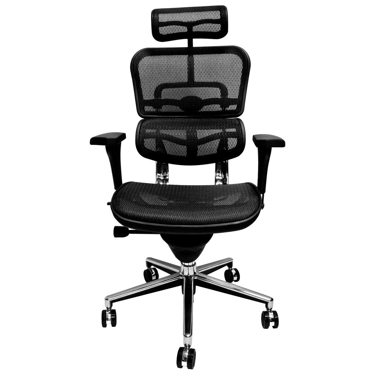 ergohuman me7erg mesh high back chair - Ergohuman