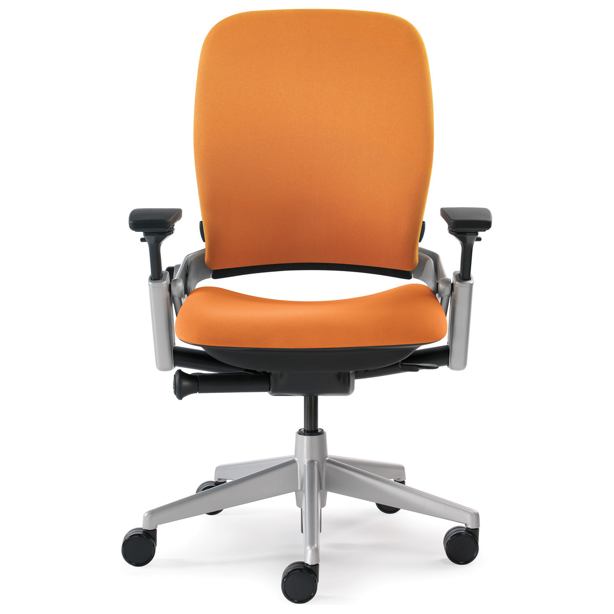 Steelcase gesture chair front - Steelcase Leap Chair