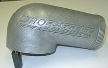 Extreme Velocity, O-Ringed, Unpolished Aluminum, 4150 Pro Series