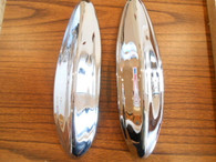 Vintage Re-chromed Bumper Bumperette Ford Chevy Buick Plymouth Caddy Dodge