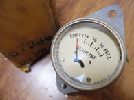 1931 Hupmobile Century Eight Fuel Gasoline Gauge NOS