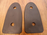1932 HUPMOBILE 216 HEADLAMP HEAD LIGHT BRACKET PAD SET