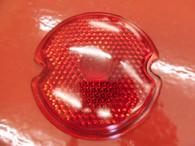 NORS 1933- 1950 FORD PASSENGER 51 52 TRUCK GLASS TAIL LIGHT LENS