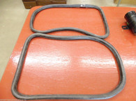 1937 1938 FORD STANDARD FLEXIBLE WINDOW WEATHER STRIPPING NORS