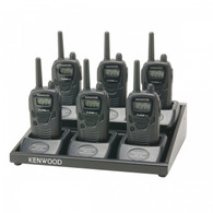 KNB-29N Six Unit Charger For TK-3230