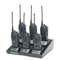 KMB-28 Six Unit Charger For TK-3300/3400 Series Radios