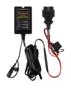 BatteryMINDer Model 1510-OBD2: 12Volt 1.5 Amp Maintenance Charger/Desulfator Including a 10 Year Warranty