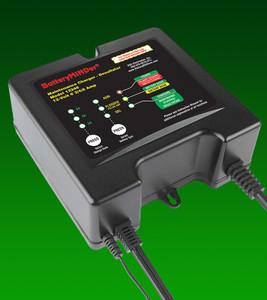 BatteryMINDer Model 12248: 12 Volt 8 Amp (12V 8A) Charger/Maintainer/Desulfator