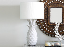 Tropics Pineapple Lamp