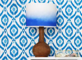 Ombre Ocean Lamp