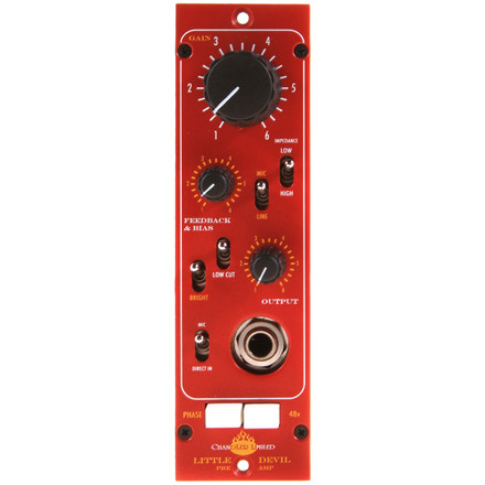 Little Devil Preamp (Front)