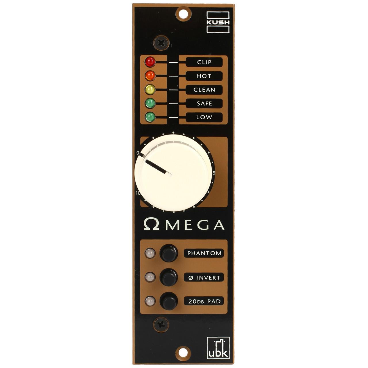 Omega (Front)