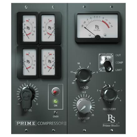 Compressor II (GUI)