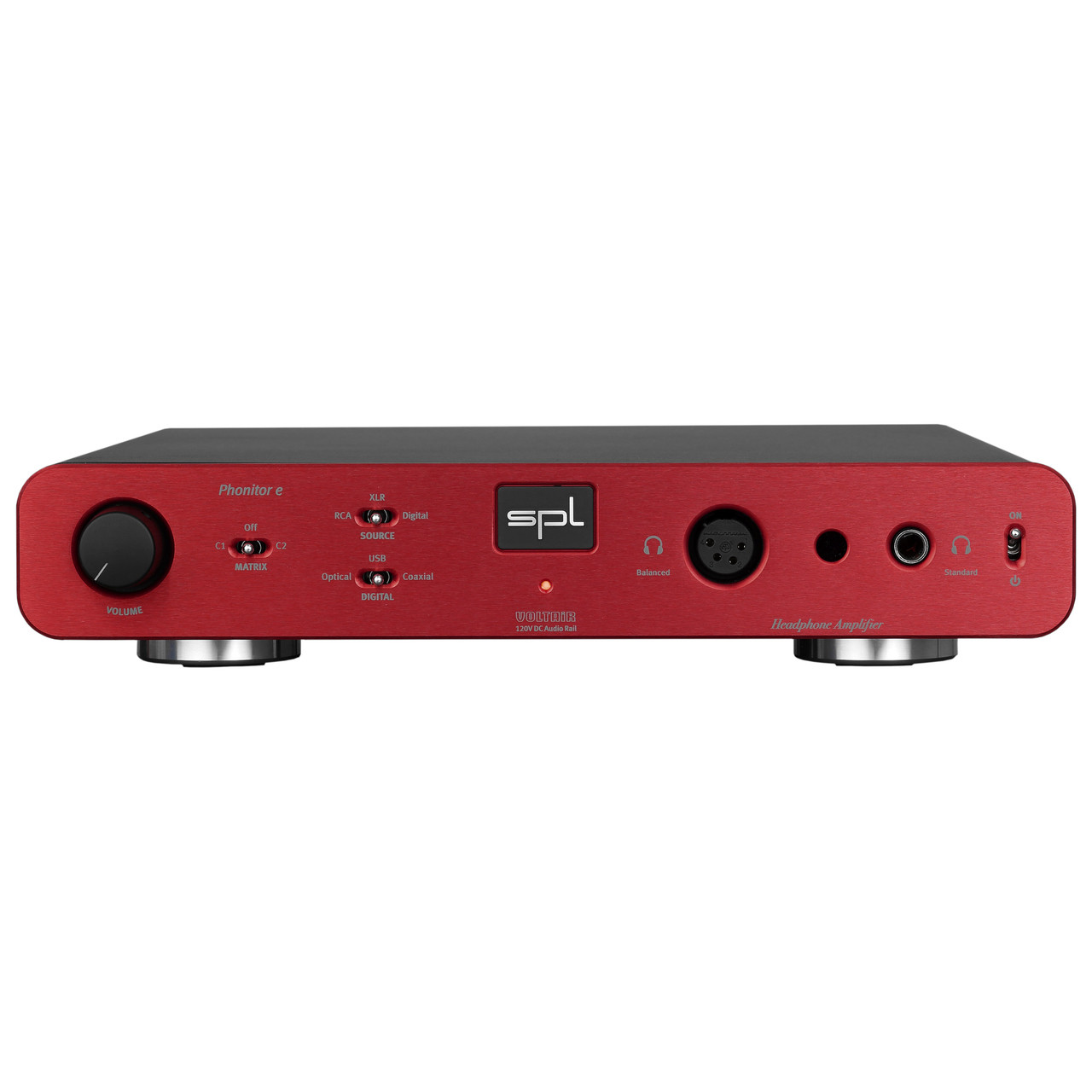 Phonitor E Red (Front)
