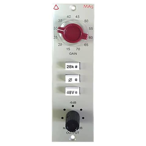 MA5 (HP Green/Red Knob)
