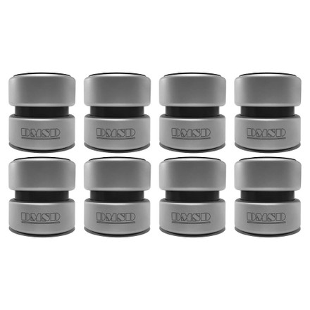 DMSD 50 Silver (Set of 8)