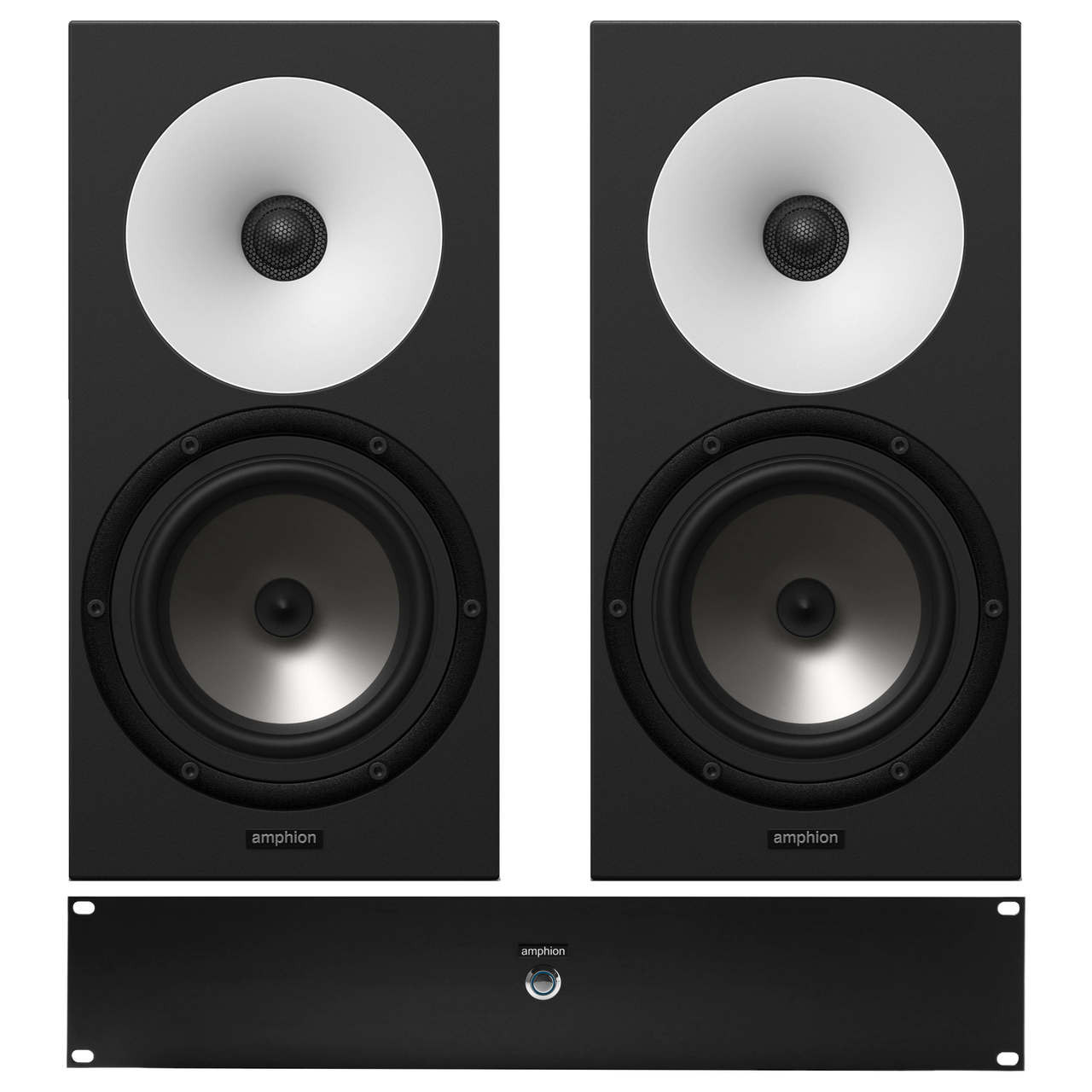 One18 & Amp100 (Front)