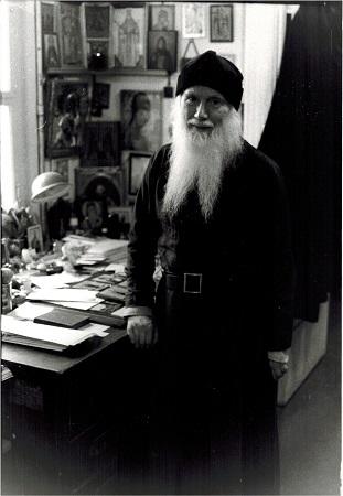 Archimandrite Vladimir (†1988)