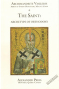 The Saint: Archetype of Orthodoxy