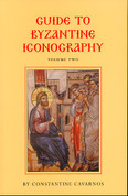 Guide to Byzantine Iconography Vol 2