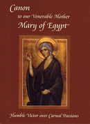 Canon to our Venerable Mother Mary of Egypt