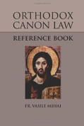 Orthodox Canon Law Reference Book