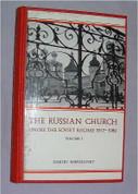 The Russian Church Under the Soviet Regime, 1917-1982  (2-volume set)
