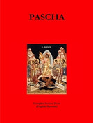 Pascha: Complete Service Texts (English-Slavonic) - Paperback