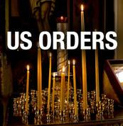 Jordanville Candles - Standard size Cases ($11/pound)