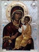Иверская-Монреальская чудотворная икона Божией Матери