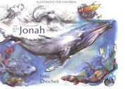 The Book of Jonah: Illustrated for Children by Niko Chocheli