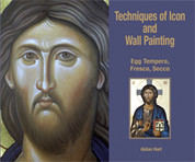 Techniques of Icon and Wall Painting:Egg Tempera,Fresco,Secco