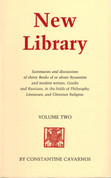 New Library Vol. 2: Summaries and Discussions of Thirty Books of or about Byzantine and Modern Write