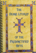 Clergy Service Book: The Divine Liturgy of the Presanctified Gifts