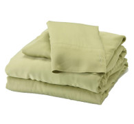 Bamboo Sheet Set in Sage Green