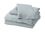 Sky Blue Bamboo Sheet Set