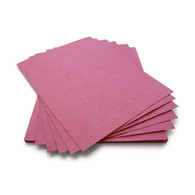 "Berry Purple Plantable Wildflower Seed Seeded Paper Sheets - 8.5"" x 11"""